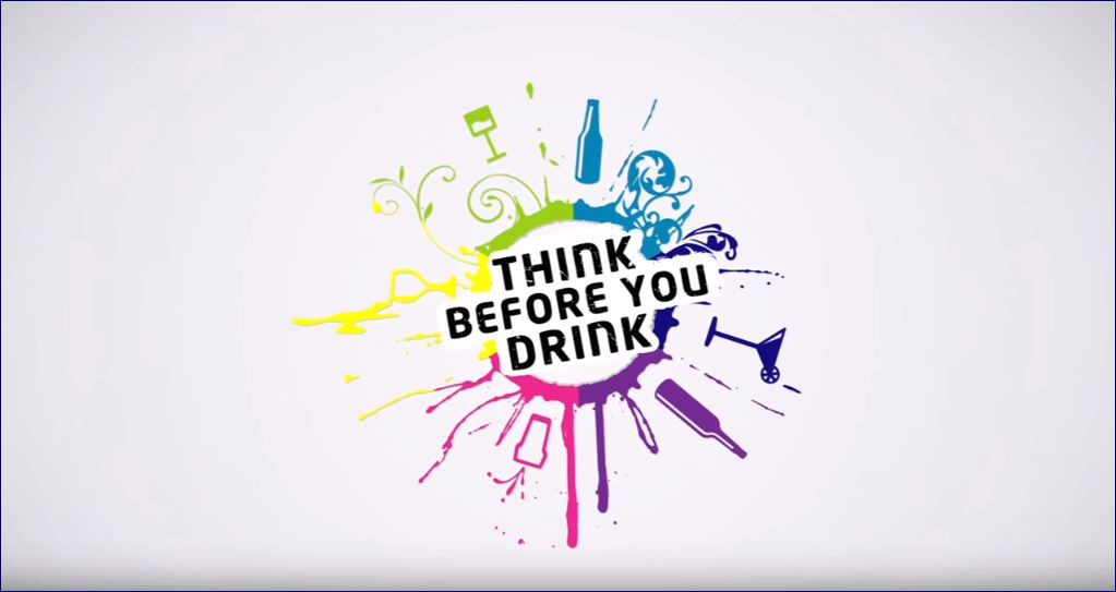 think before you drink If you're at a party or a social gathering, plan ahead and think before you drink according to the ohio department of public safety, in january 2011 there were 16 alcohol-related crashes with 10 injuries in summit county.
